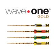 Lima Wave One Gold - blister c/4un