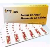 Ponta de Papel Microtipped Endo Points