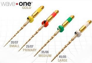 Lima Wave One Gold-21mm - blister c/3un
